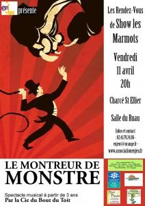 Show les marmots - avril 2014