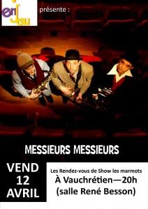 Show les marmots - avril 2013